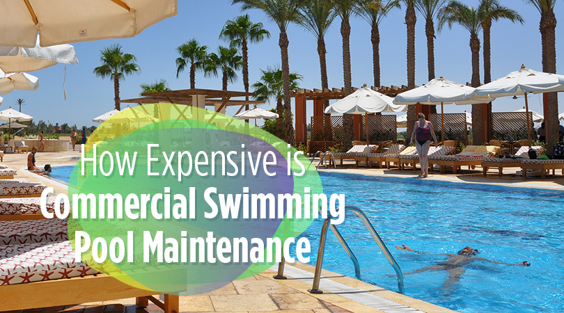 How Expensive is Commercial Swimming pool Maintenance
