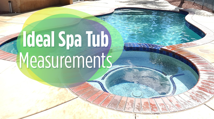 Ideal Spa Tub Measurements
