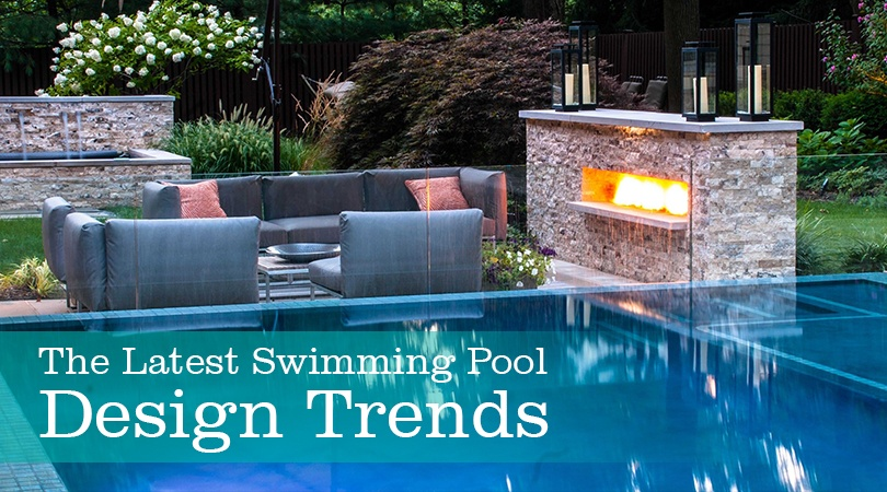 The Latest Swimming Pool Design Trends
