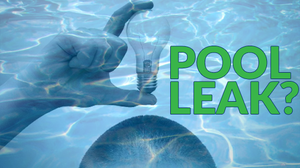 Think You Have A Pool Leak It S Easier Than You Think To